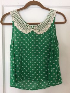 Forever 21 sheer top.  Size small. Excellent used condition.  $12 shipped in U.S.