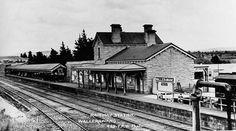 Wallerawang Railway Station. 1880s