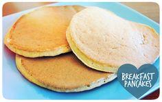 breakfast pancakes  1 egg  2 dl oatmeal  1 tbs sugar  1 ts baking soda  1,5 dl milk