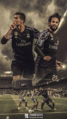 Cristiano Ronaldo Isco Benzema UCL Epic moment #futbolronaldo