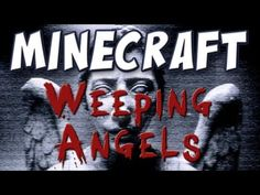 Minecraft - Weeping Angels Mod Spotlight - Weeping Angels from Doctor Who in Minecraft!!! And I just love Simon!