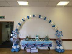 Frozen arch #quicklink #bniballoonswolverhampton