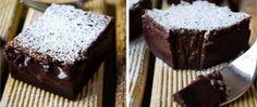 Magický čokoládový zákusek Thing 1, Something Sweet, Pound Cake, No Bake Cake, Chocolate Cake, Sweet Recipes, Food And Drink, Cooking Recipes, Sweets