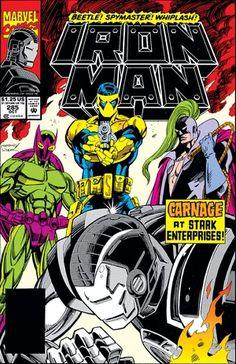Iron Man Comic Books, Old Comic Books, Marvel Comic Books, Comic Book Covers, Comic Book Characters, Comic Book Heroes, Marvel Characters, Comic Character, Marvel Villains