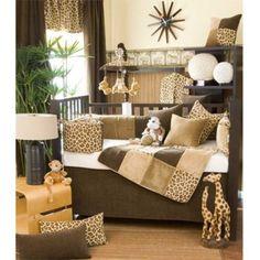 baby rooms | Baby Nursery Themes Unisex, Flower Blocks Baby Bedding Set by Alyssa ...