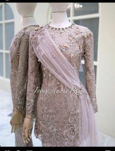Kebaya Lace, Kebaya Hijab, Kebaya Dress, Dress Pesta, Kebaya Brokat, Model Kebaya Muslim, Model Kebaya Modern, Kebaya Modern Dress, Dress Brukat