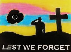 Download this FREE simple ANZAC Day craft to used as part of teaching your students about ANZAC Day on April 25 in Australia. School Art Projects, Projects For Kids, Crafts For Kids, Soldier Silhouette, Silhouette Art, Remembrance Day Posters, Anzac Day Australia, Poppy Craft, Remembrance Day