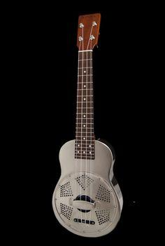 NRP Steel Ukulele - National Guitars