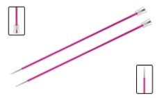 "Knitter/'s Pride Zing Single Pointed Needles 10/""-Size 1.5//2.5mm"