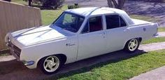 HD Holden - Drove one of these back in the 70's