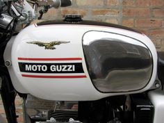 1969 Moto Guzzi A-Series Ambassador Moto Guzzi Motorcycles, Guzzi V7, Cafe Racers, Diving, Restoration, Engineering, Bike, Future, Retro