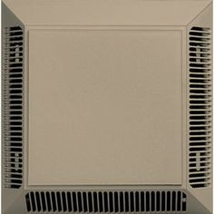 Builders Edge 7-In L Clay Plastic Soffit Vent 140057575085