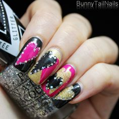 BunnyTailNails: My heart beats for my little L.A.M.B