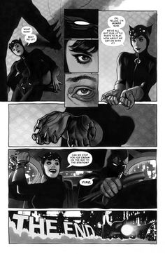 Batman - Black and White  #6 _ Adam hughes