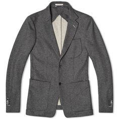 Socially Conveyed via WeLikedThis.co.uk - The UK's Finest Products -   GANT Rugger Winter Jersey Unconstructed Blazer http://welikedthis.co.uk/?p=7458