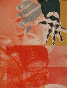 James Rosenquist / For Love