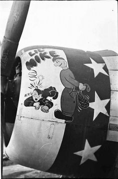"""P-47 """" LIL' MIKE """""""