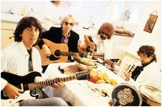 Traveling Wilburys (best all star band, ever)