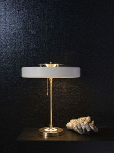 Revolve Table Lamp- Bert Frank