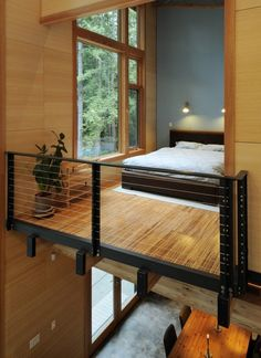 Loft bedroom design05