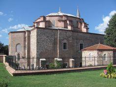 Iglesia de Santos Sergio y Baco, Constantinopla. Primera Edad de Oro.