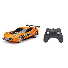 1:12 Scale R/C Chargers F/F Corvette C7R - Orange $34.99  #Reviews