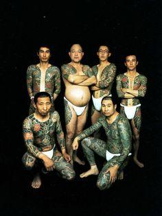 Body tattoos and the Japanese mafia: which came first? Yakuza Tattoo, Full Body Tattoo, Body Tattoos, Tatoos, Skull Tattoos, Mafia, Insane Tattoos, Amazing Tattoos, Tattoo Ideas