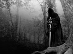 """Nazgul from the Lord of the Rings. A Nazgul is one of nine men who succumbed to Sauron's power and attained near-immortality as wraiths, servants bound to the power of the One Ring. They are first mentioned in The Lord of the Rings, originally published in 1954–1955. The book calls the Nazgûl Sauron's """"most terrible servants""""."""