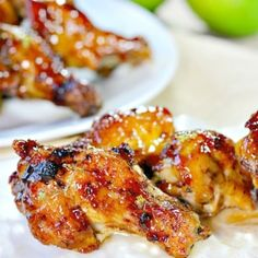 Citrus and spicy, with a hint of honey sweetness, these oven baked Cajun Honey Lime Chicken Wings will change the way you think about wings forever.