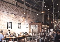 Pasadena Cafe | Intelligentsia Coffee is a favorite spot for special coffee and great space.