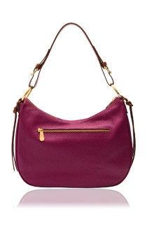 The Evie hobo handbag in Dahlia pink, £179