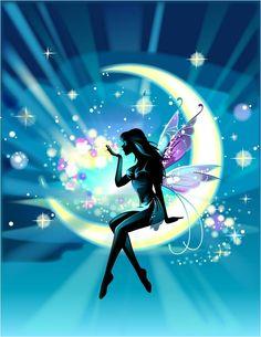 Moon Fairies - Bing Images