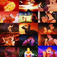 Hercules. Only the best disney movie ever.