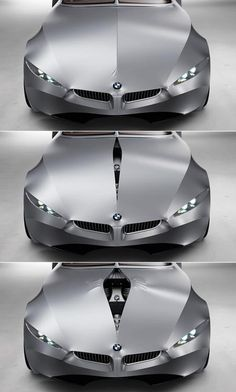 The GINA Light Visionary Model by BMW is a concept featuring a flexible fabric skin stretched over an articulated metal frame, meaning the car can change shape. Update: this project is included in Dezeen Book of Ideas, which is on sale now for £12. Developed by BMW Group Design and unveiled yesterday, the concept is More