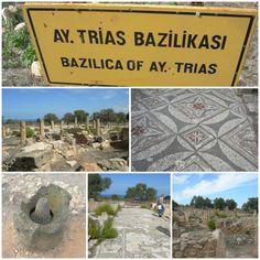 Basilica of Ay. North Cyprus