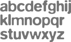 Neville Brody's typefaces