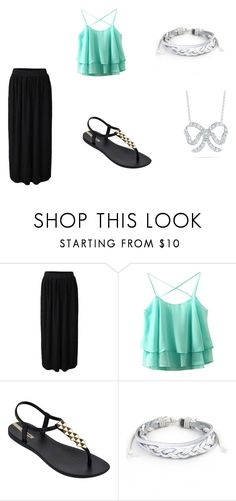 """Band concert"" by smithy-32 ❤ liked on Polyvore featuring IPANEMA, West Coast Jewelry and Roberto Coin"