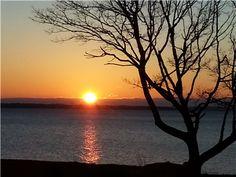 Sunrise at Rocky Point   #VisitRhodeIsland