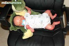 . REBORN del kit zhenya Espectacular beb� captando todos los detalles mide 20 cn y tiene brazos 3/4 y pierna 3/4 tiene pelo de la mejor calidad natural  colocado uno a uno, envio con chupete, pa�al, mantita y certificado
