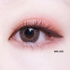 Uzzlang Makeup, Pink Eye Makeup, Makeup 101, Kiss Makeup, Cute Makeup, Makeup Eyeshadow, Beauty Makeup, Makeup Looks, Korean Makeup Look