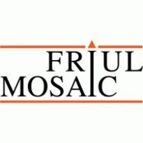Friul Mosaic Logo. Get this logo in Vector format from http://logovectors.net/friul-mosaic/