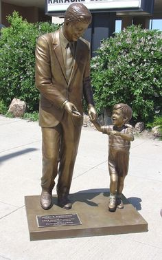Presidential Walk, Rapid City, South Dakota - Travel Photos by Galen R Frysinger, Sheboygan, Wisconsin