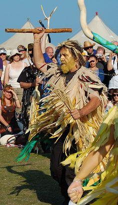 Eastbourne Lammas Festival Carnival Parade