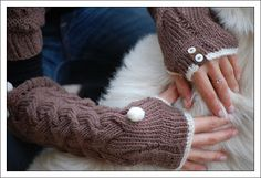 PRETTY LITTLE THINGS: Knitting Projects