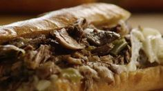 Sensational Steak Sandwich