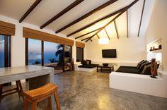 Diseño Moderno Tropical Mezclado con Elementos Tradicionales Tailandesas: Casas del Sol | Decoracion de interiores