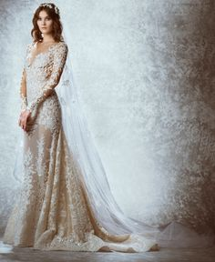 There is nothing called as perfect winter wedding dresses. According to the dress designers and specialists, Modern Bridesmaid Dresses, 2015 Wedding Dresses, Wedding Trends, Dress Wedding, Wedding Bells, Garden Wedding, Designer Dresses, Classy, Inspiration