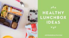 Lunches seem to be the most common meal people struggle with; finding something tasty, healthy and uncomplicated can be a challenge for many. I'm not sure if you find that to be true, but I personally find breakfast and dinner easy to throw together, like Healthy Recipe Videos, Healthy Dinner Recipes, Healthy Snacks, Healthy Breakfast For Weight Loss, Healthy Breakfast Muffins, Chips Ahoy, Granola, Yogurt, Vegetarian Roast