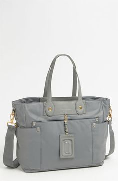 MARC BY MARC JACOBS 'Preppy Nylon Eliz-a-baby' Diaper Bag, you can't go wrong with a Marc Jacobs bag!