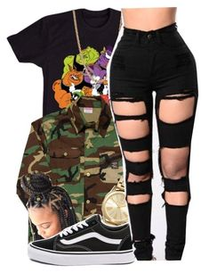"""""""Lust✨[Lil skies]"""" by maiyaxbabyyy ❤ liked on Polyvore featuring Pointer Brand, MICHAEL Michael Kors, Vans and Givenchy Swag Outfits For Girls, Cute Outfits For School, Teenage Girl Outfits, Cute Swag Outfits, Dope Outfits, Teen Fashion Outfits, Chill Outfits, Trendy Outfits, Edgy Teen Fashion"""